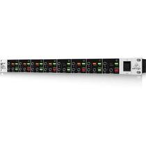 Directbox Rack 8 Canais Ganho 20db Phantom Behringer Di800