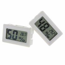 Termómetro Termohigrómetro Medidor Humedad Temperatura Mini