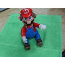 Tope De Torta Solo Mario Bross (1 Pieza De 12cm)