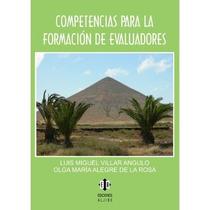 Competencias Para La Formacion De Evaluadores; Envío Gratis