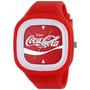 Reloj Rumbatime Coca - Baxter Rojo