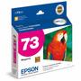 Tinta Epson Stylus 73n Color Magenta C79/c92/c110 N.t073320