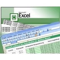 Análisis De Precios Unitarios, Tablas Interactiva En Excel