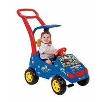 Roller Baby Versátil Mex Azul 1034 - Magic Toys