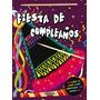 Fiesta De Cumpleaños (colores Sorpresa); Susaet Envío Gratis