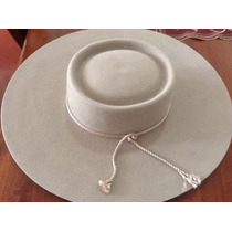 Sombreros Huaso Paño Lana Marca Castor