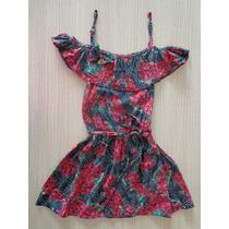Vestido Lilica Ripilica Ciganinha T.2