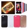 Case Funda Led Lumee Original Luz Samsung S6 S7 Edge Plus I6