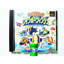 Choro Q Jet Rainbow Wings - Japones - Playstation 1 Takara