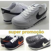 Tênis Sapatenis Nike Classic Nt Lançamento Frete Gratis