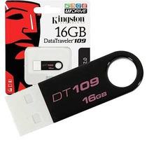 Oferta Memoria Flash Usb 16gb Kingston Technology Original