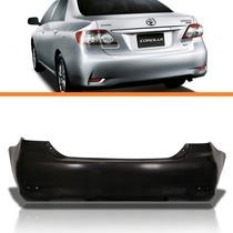 Parachoque Traseiro Toyota New Corolla 2012 2013 2014 Novo