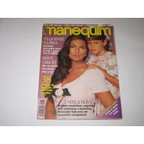Luiza Brunet - Manequim Nº 05 - Maio/95