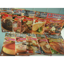Coleccion Enciclopedia Nuestra Cocina 24 Revistas Mdn