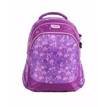 Mochila Violetta Disney Dermiwill 60485 - Frete Grátis