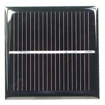 Celda Solar 5v