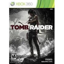 Tomb Raider Xbox 360 Semi Novo - Legendas Em Português