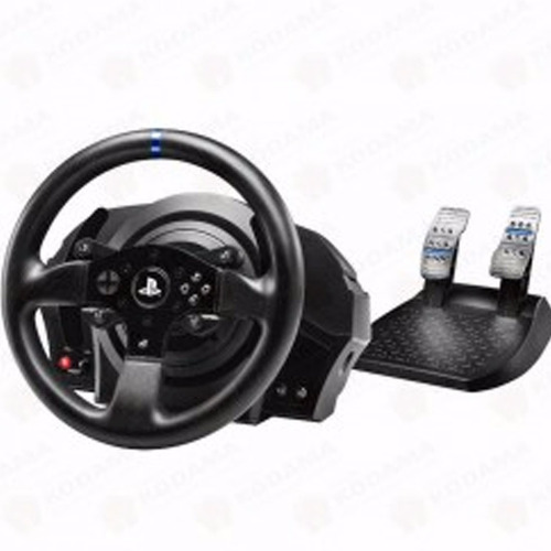 volante thrustmaster t300rs ps4 ps3 pc com force feedback r em mercado livre. Black Bedroom Furniture Sets. Home Design Ideas