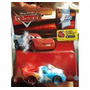 Cars Rayo Mcqueen Transformable Dinoco