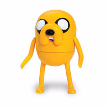 Boneco Jake Hora De Aventura - Adventure Time - Colecionável