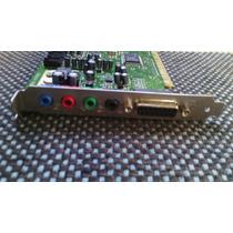 Tarjeta De Sonido Creative Soundblaster Pci 128 Ct4700