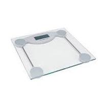 Balança Digital Vidro Temperado 150kg Banheiro Academia Quad