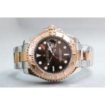 Reloj Rolex Oyster Perpetual Yacht-master Acero Rosa/blanco