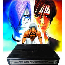 Cartucho The King Of Fighters 97 Neo Geo Mvs