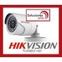 Camara Bullet Exterior Plástico Hikvision Turbo Hd 720p