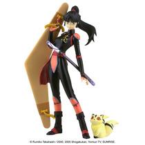 Inuyasha Series Action Figure Sango W/ Hiraikotsu & Kilala