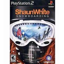 Shaun White Ps2 Original Novo Lacrado