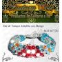 Santeria/ifa Ildeses De Cristales De Swarovski De Broches