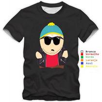 Camisa Personalizada South Park Desenho Engraçadas