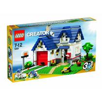 Lego Creator 5891 Apple Tree House, Novo, Pronta Entrega