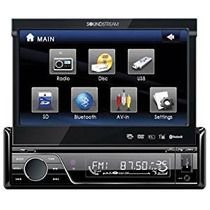 Estereo Soundstream Vir7830b 7-inch Flip-up Touch Bluetooth