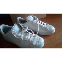 Tenis Nike Blancos Talla 27 Mexicano 9 Americano