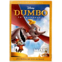 Disney Dumbo Edicion Especial 70 Aniversario Pelicula Dvd