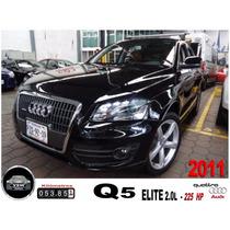 2011 Q5 Elite 2.0 Turbo 211 Hp Un Dueño, Fact. Original