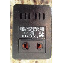 Convertidor Transformador 110 A 220 Volt 30 Wats Viajero