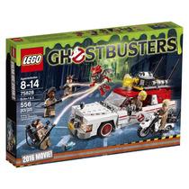 Lego Caza Fantasmas Ecto 1 2 Modelo 75828 Sella Ghostbusters