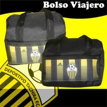 Bolso Viajero. Deportivo Tachira