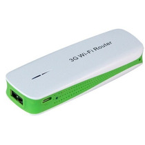 Mini Roteador Wifi Wireless 3g Modem Rj45