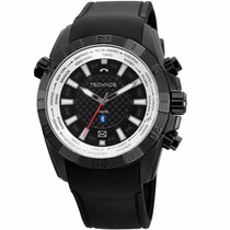 Relógio Technos Ts_carbon Masculino Smartwatch - 2039ax/8p