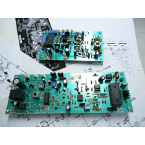 Kit Placa Receptora+ Pll De 5w Para Vhf 238mhz