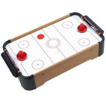 Mini Table Top Air Hockey - Viene Con Todo Lo Necesario