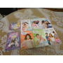 Imperdible Combo Violetta Tini Disney Dvd Cd Libros