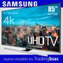Samsung Led 85 Ju7100 Uhd 4k 3d 85ju 7100 Linea Nueva