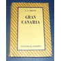 Gran Canaria A J Cronin Hermes 1949 Novela Romance Amor