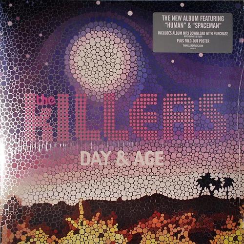 The Killers Human Album Cover