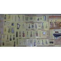 Instrumentos Musicais Coleção Completa - Salvat